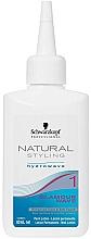 Düfte, Parfümerie und Kosmetik Zwei-Phasen-Dauerwelle für normales und leicht poröses Haar - Schwarzkopf Professional Natural Styling Curl & Care 1