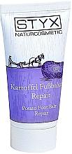 Düfte, Parfümerie und Kosmetik Regenerierender Kartoffel-Fußbalsam mit Lavendel- und Kokosöl - Styx Naturcosmetic Potato Foot Balm Repair