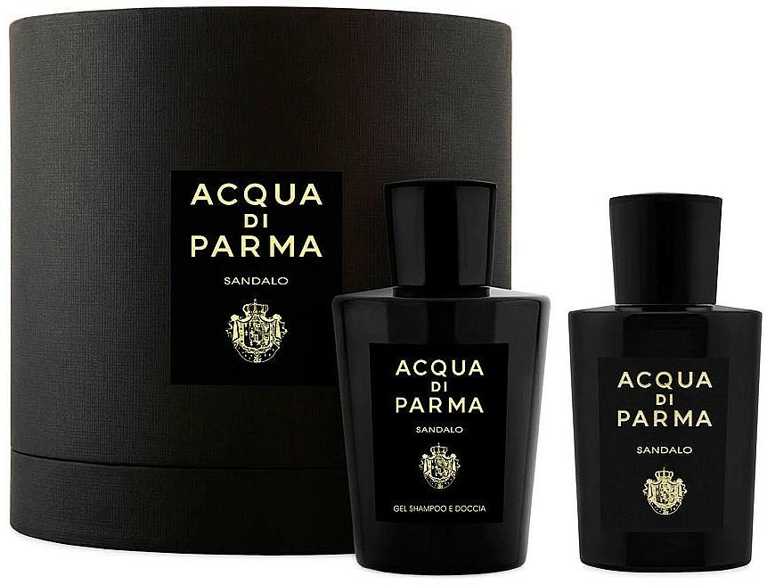 Acqua di Parma Sandalo - Duftset (Eau de Parfum 100ml + Duschgel 200ml)