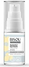 Düfte, Parfümerie und Kosmetik Anti-Aging Hydrogel-Augenpatches mit Hyaluron und Vitamin B5 - Bisou Recovery Bio HydroGel Eye Patch
