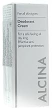 Düfte, Parfümerie und Kosmetik Deo-Creme - Alcina B Deodorant Cream