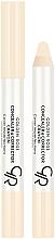 Düfte, Parfümerie und Kosmetik Concealer & Korrekturstift - Golden Rose Concealer & Corrector Crayon