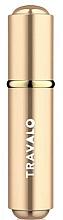 Düfte, Parfümerie und Kosmetik Parfümzerstäuber Gold - Travalo Roma Gold