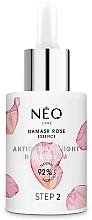 Düfte, Parfümerie und Kosmetik Antioxidatives Handserum mit Damaszener Rose - Neonail Professional