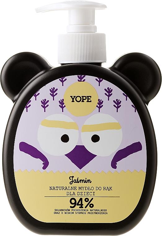 Natürliche Handseife für Kinder - Yope Jasmine Natural Hand Soap For Kids