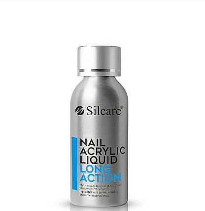 Acryl-Flüssigkeit zum Nageldesign - Silcare Nail Acrylic Liquid Comfort Long Action