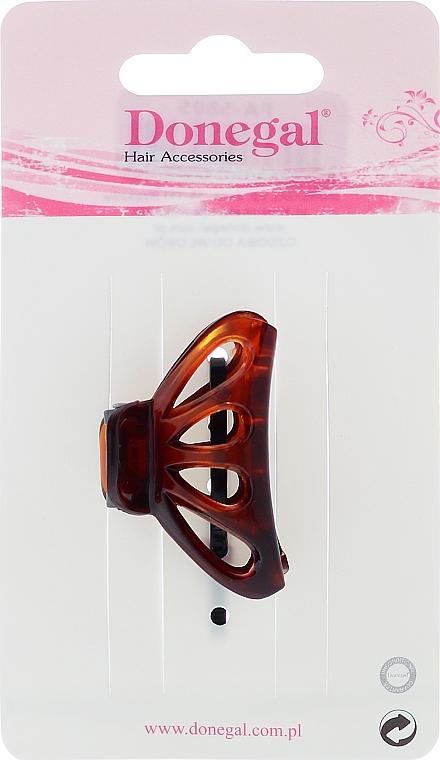 Haarklammer FA-5805, bernsteinbraun - Donegal