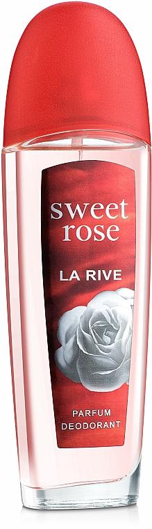 La Rive Sweet Rose - Parfümiertes Körperspray