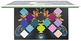 Düfte, Parfümerie und Kosmetik Lidschattenpalette - Moira Never Ending Lights Shadow Palette