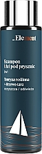 Düfte, Parfümerie und Kosmetik 2in1 Duschgel und Shampoo mit Korallengrasextrakt - _Element Men Shampoo & Shower Gel