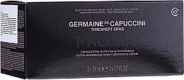 Düfte, Parfümerie und Kosmetik Gesichtspflegeset - Germaine de Capuccini Timexpert SRNS (Gesichtscreme 2x50ml)