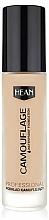 Düfte, Parfümerie und Kosmetik Wasserfeste Foundation - Hean Camouflage Waterproof Foundation