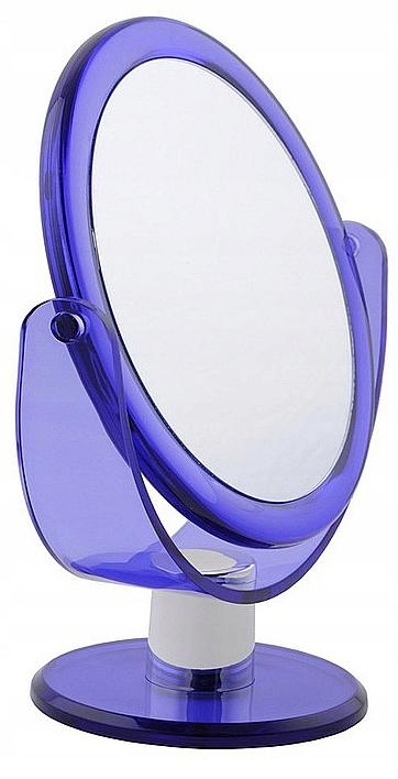 Doppelseitiger Standspiegel 499766, violett - Inter-Vion