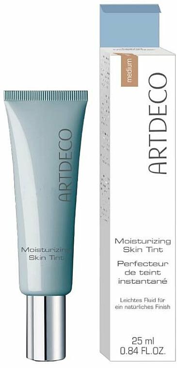 Feuchtigkeitsspendendes getöntes Fluid für ein natürliches Finish - Artdeco Moisturizing Skin Tint