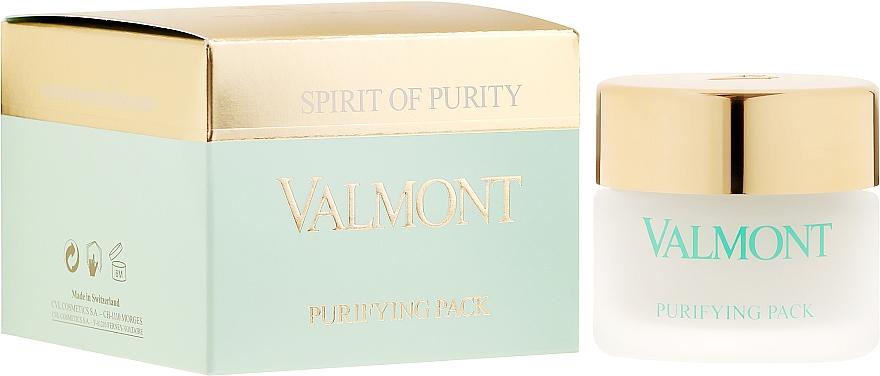 Reinigungsmaske - Valmont Dermo & Adaptation Purifying Pack