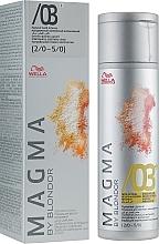 Düfte, Parfümerie und Kosmetik Aufheller mit Nuancierung - Wella Professionals Magma by Blondor