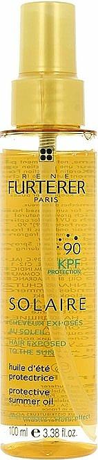 Sonnenschutz-Haaröl - Rene Furterer Solaire Protective Summer Oil KPF 90 — Bild N1