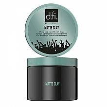 Düfte, Parfümerie und Kosmetik Mattes Haarwachs mit starkem Halt - Revlon D:fi Matte Clay