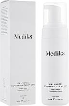 Düfte, Parfümerie und Kosmetik Beruhigendes und reinigendes Gesichtsschaum für empfindliche und zu Couperose neigende Haut - Medik8 Calmwise Soothing Cleanser