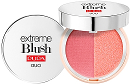 Düfte, Parfümerie und Kosmetik Kompaktes Gesichtsrouge Duo - Pupa Extreme Blush Duo