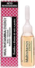 Düfte, Parfümerie und Kosmetik Pflegende Haarampulle mit Multivitamin-Komplex - Nuggela & Sule' Multivitamin Energy Ampoule