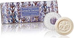 Düfte, Parfümerie und Kosmetik Naturseifen-Geschenkset - Saponificio Artigianale Fiorentino Lily SoapLavanda Toscana Collection