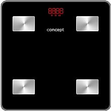 Düfte, Parfümerie und Kosmetik Smart-Personenwaage VO4001 schwarz - Concept Body Composition Smart Scale