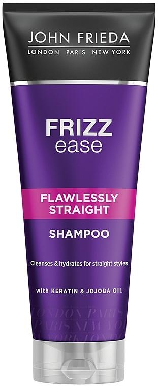 Glättendes Shampoo für widerspenstiges Haar - John Frieda Frizz-Ease Flawlessly Straight Shampoo