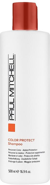 Farbschutz-Shampoo für coloriertes Haar - Paul Mitchell ColorCare Color Protect Daily Shampoo — Bild N2