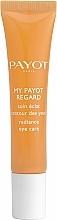Düfte, Parfümerie und Kosmetik Aufhellende Creme für die Augenpartie mit Koffein und Vitamin B3 - Payot My Payot Regard Radiance Eye Care