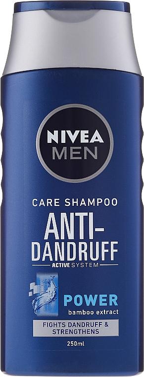 Anti-Schuppen Shampoo mit Bambusextrakt - Nivea For Men Anti-Dandruff Power Shampoo — Bild N2