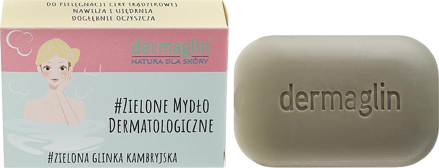 Dermatologische Körperseife - Dermaglin Soap