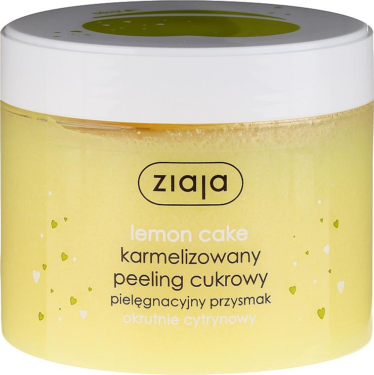 Karamelisiertes Zuckerpeeling für Körper mit Zitrone - Ziaja Sugar Body Peeling