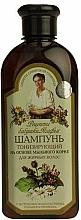 Düfte, Parfümerie und Kosmetik Erfrischendes Shampoo für fettiges Haar - Rezepte der Oma Agafja