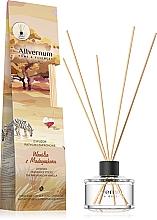 Düfte, Parfümerie und Kosmetik Raumerfrischer mit Stäbchen Vanille aus Madagaskar - Allvernum Home&Essences Diffuser