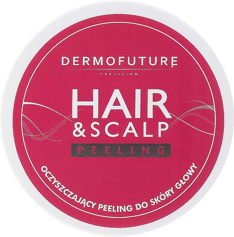 Stärkendes Peeling für Haar und Kopfhaut - DermoFuture Hair & Scalp Peeling