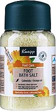 Düfte, Parfümerie und Kosmetik Erfrischende Fußbadekristalle mit Ringelblume und Orangenöl - Kneipp Healthy Feet Foot Bath Crystals