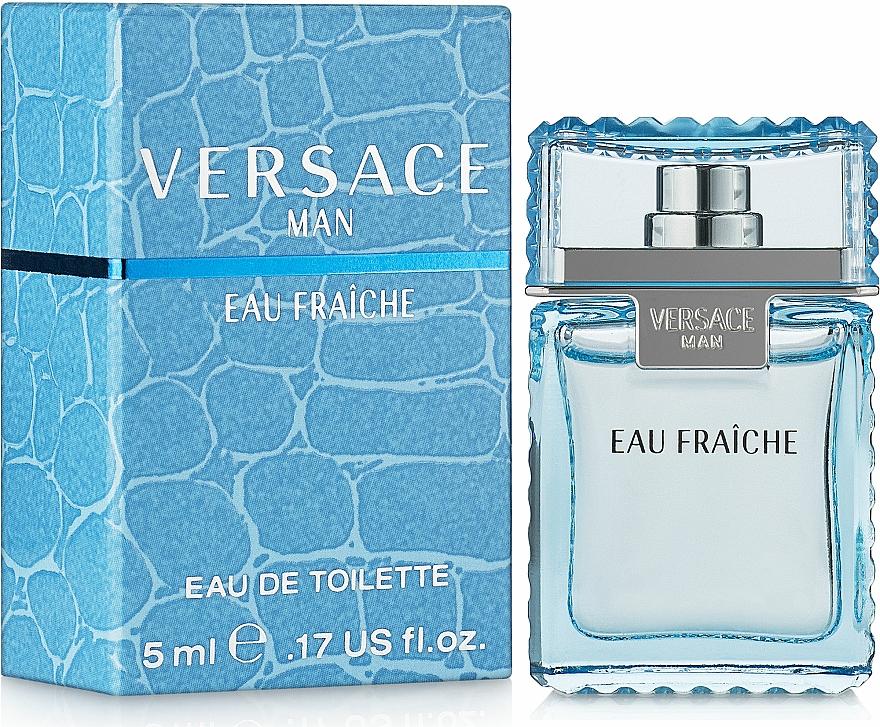 Versace Man Eau Fraiche - Eau de Toilette (Mini)