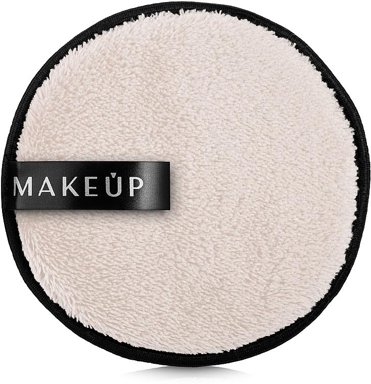Waschpuff zum Abschminken cappuccino - MakeUp Makeup Cleansing Sponge Cappuccino