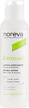 Düfte, Parfümerie und Kosmetik Gesichts-, Rücken- und Brustlotion für fettige und Problemhaut - Noreva Laboratoires Exfoliac Drying Lotion