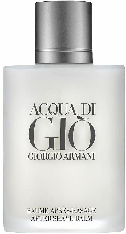 Giorgio Armani Acqua di Gio Pour Homme After Shave Balm - After Shave Balsam — Bild N1