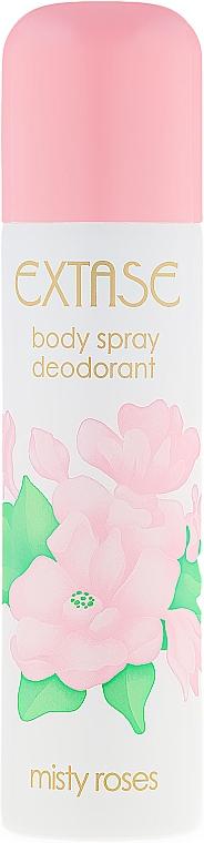 Deospray - Extase Misty Roses Deodorant