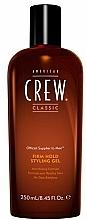Düfte, Parfümerie und Kosmetik Haargel starke Fixierung - American Crew Classic Firm Hold Gel