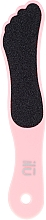 Düfte, Parfümerie und Kosmetik Hornhautfeile - Ilu Foot File Pink 100/180