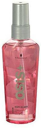 Anti-Frizz glättendes Haarelixier für Geschmeidigkeit und glamourösen Glanz - Schwarzkopf Professional Osis Soft Glam Elixir — Bild N1