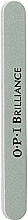 Düfte, Parfümerie und Kosmetik Nagelfeile - O.P.I. Nail File Brilliance Long Buffer