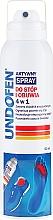 Düfte, Parfümerie und Kosmetik 4in1 Fußspray - Undofen Active Foot Spray 4in1