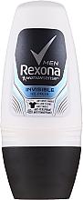 "Düfte, Parfümerie und Kosmetik Deo Roll-on Antitranspirant ""Invisible Ice"" - Rexona Deodorant Roll"