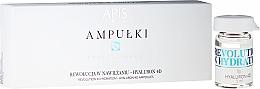 Düfte, Parfümerie und Kosmetik Gesichtsampullen mit Hyaluron 4D - APIS Professional 4D Hyaluron Concentrate Ampule