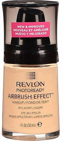 Foundation mit Weichzeichner-Effekt LSF 20 - Revlon Photoready Airbrush Effect Foundation
